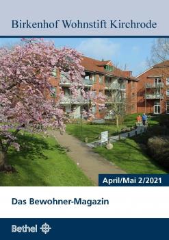 Bewohner Magazin April/Mai 2021