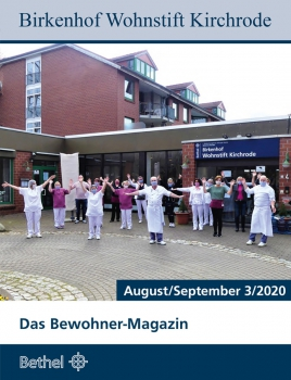 Bewohner Magazin August/September 2020
